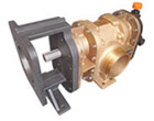 Titan family rotary gear pump for class B foam
