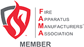 Member of Fire Apparatus Manufacturers' Association logo