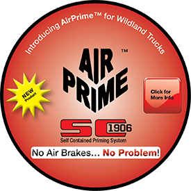 Introducing AirPrime for Wildland Trucks