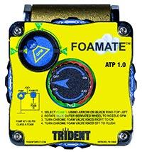 FOAMATE Foam System Class A Front View