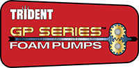 Trident GP Series Foam Pumps logo