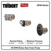 GP30 Series Foam Pumps